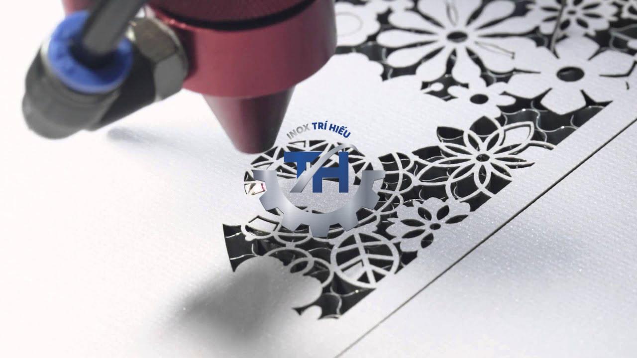 Cắt laser inox trong ngành công nghiệp