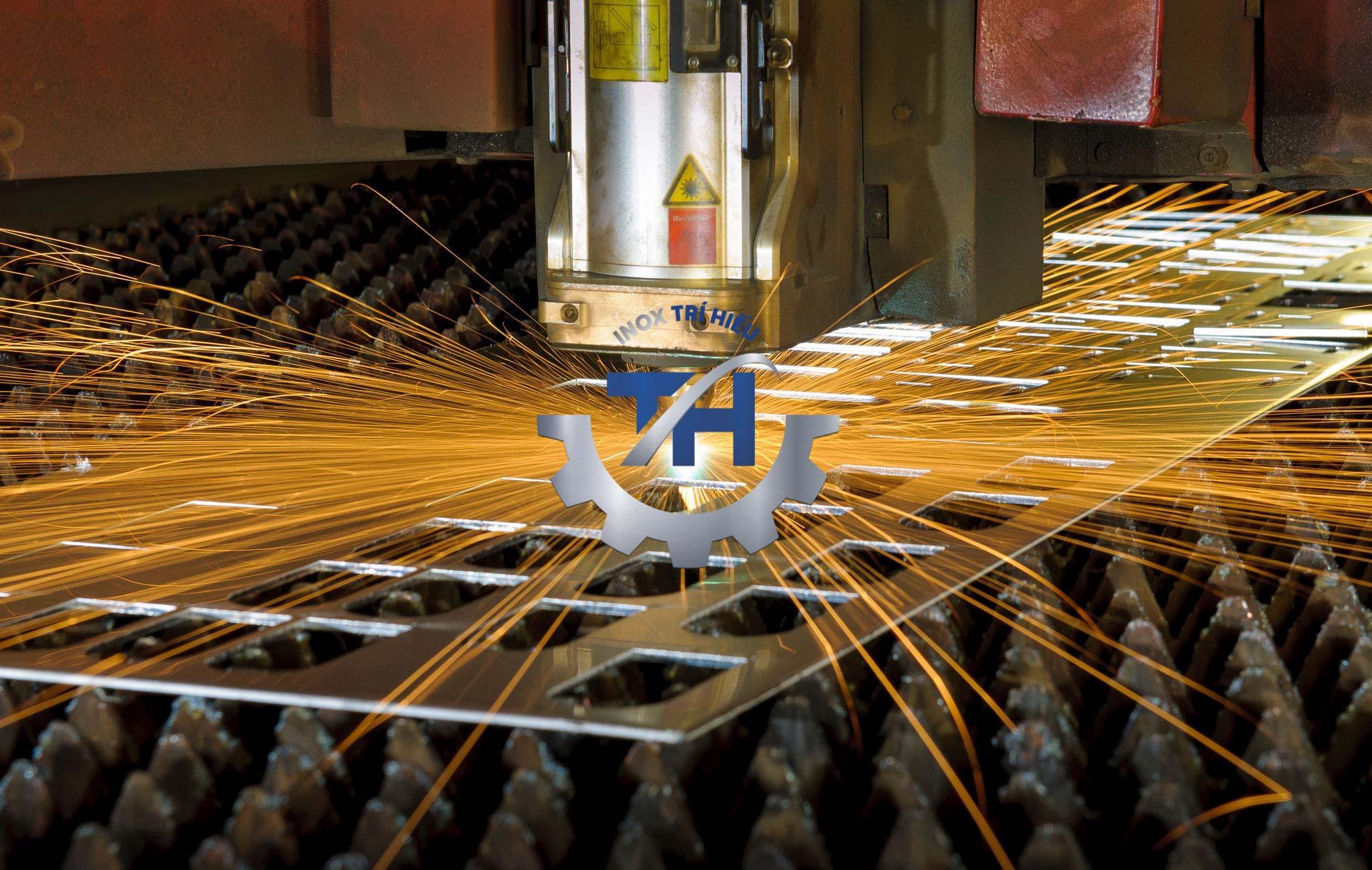 Nguyên lý hoạt động của máy cắt laser