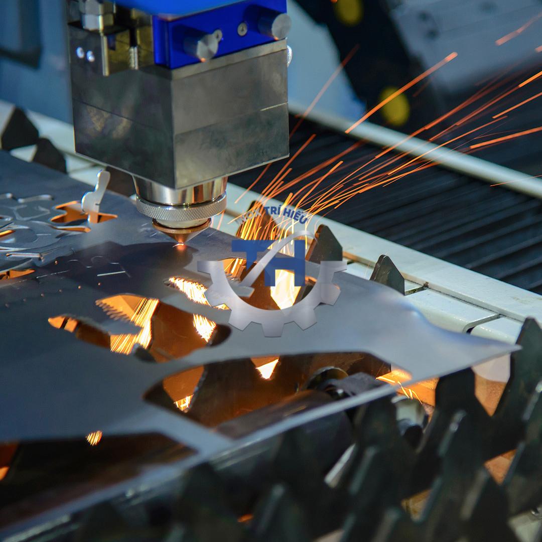 Cắt laser inox bằng công nghệ cắt laser