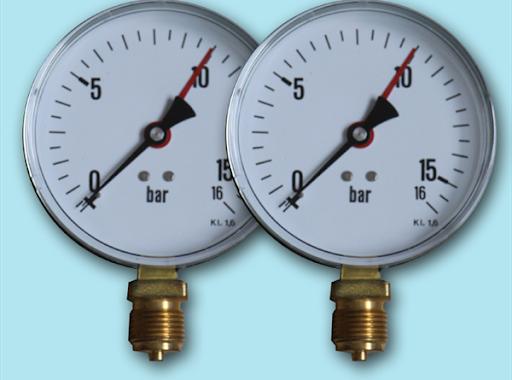 đo áp suất khi sử dụng máy cắt laser