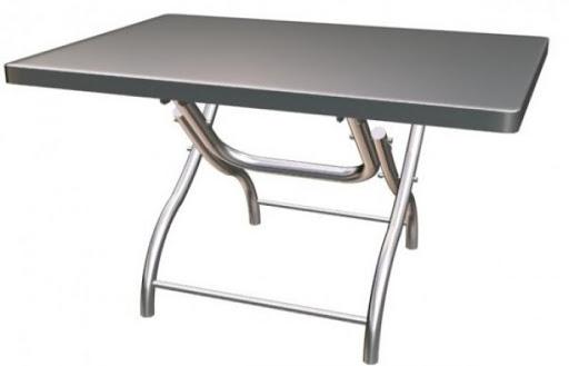 gia công tấm inox làm bàn