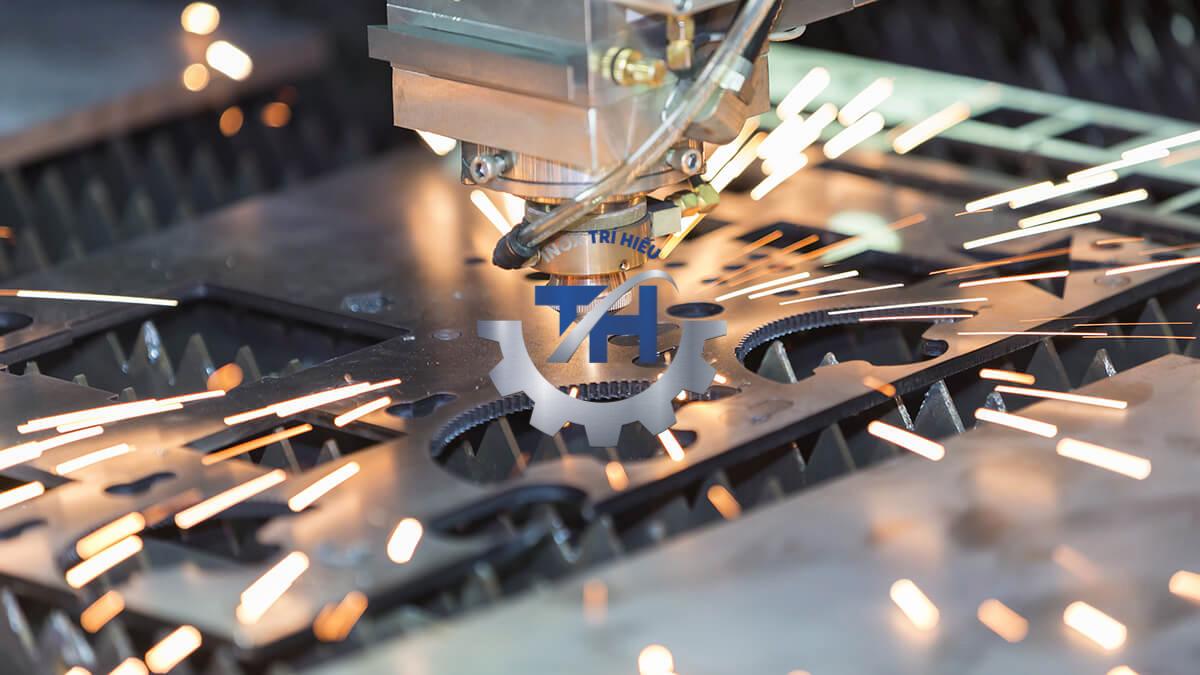 ưu điểm của cắt laser kim loại