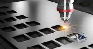 lịch sử ra đời của máy cắt laser kim loại