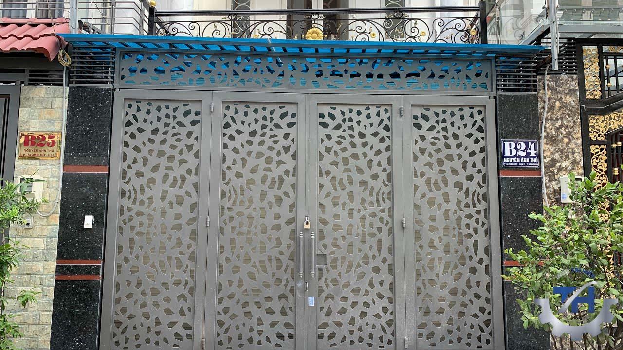 cửa sắt cắt CNC kim loại (1)