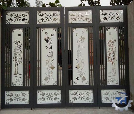 cửa sắt cắt CNC kim loại (2)