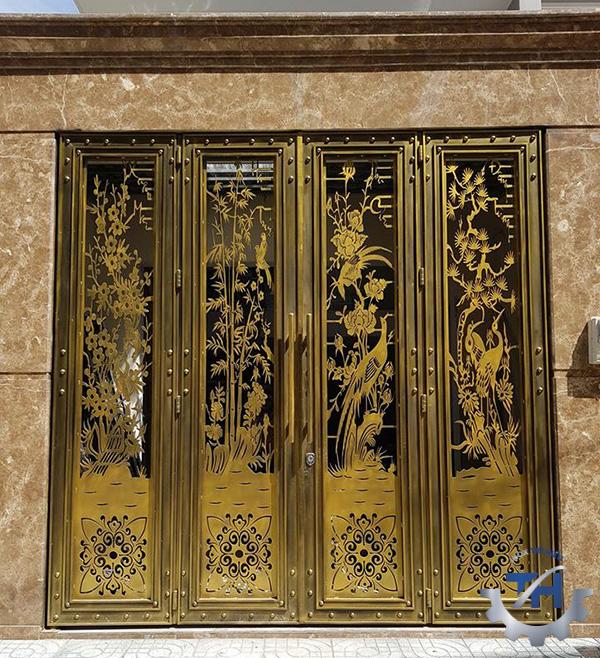 cửa sắt nghệ thuật (2)