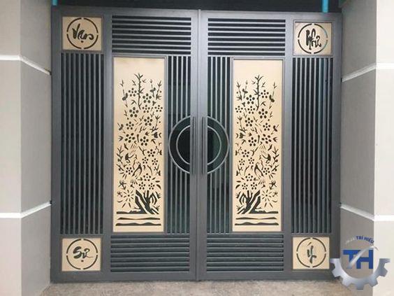 cửa sắt nghệ thuật (3)