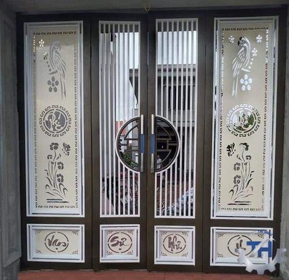 cửa sắt nghệ thuật (4)